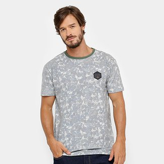 Camiseta Hang Loose Esp Army Masculina
