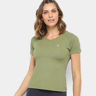 5b724c74bf Camiseta Área Sports Record Raglan Feminina