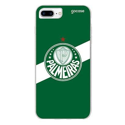 Capa de Celular Palmeiras Bandeira - Para Iphone 6 7 8 Plus