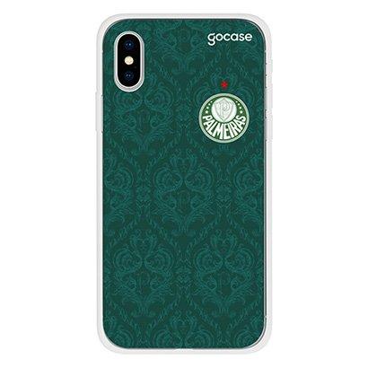 Capa de Celular Palmeiras Uniforme - Para Iphone X