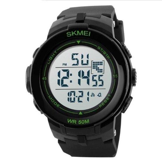 916646ac2a9 Relógio Skmei Digital 1127 - Verde - Compre Agora