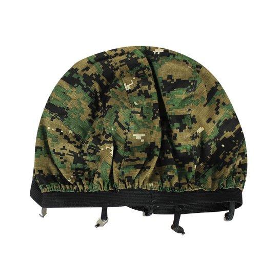 Capa qgk para capacete m88 camuflado digital woodland compre agora capa qgk para capacete m88 camuflado digital woodland verde reheart Images