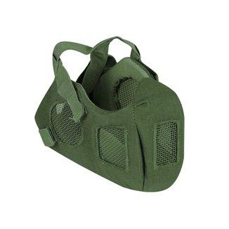 44dab3507ed Máscara de Proteção Airsoft QGK Conquerors CS Tactical Verde