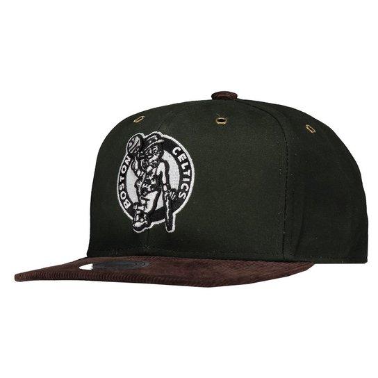 Boné Mitchell   Ness NBA Boston Celtics - Compre Agora  4c3ace162cf
