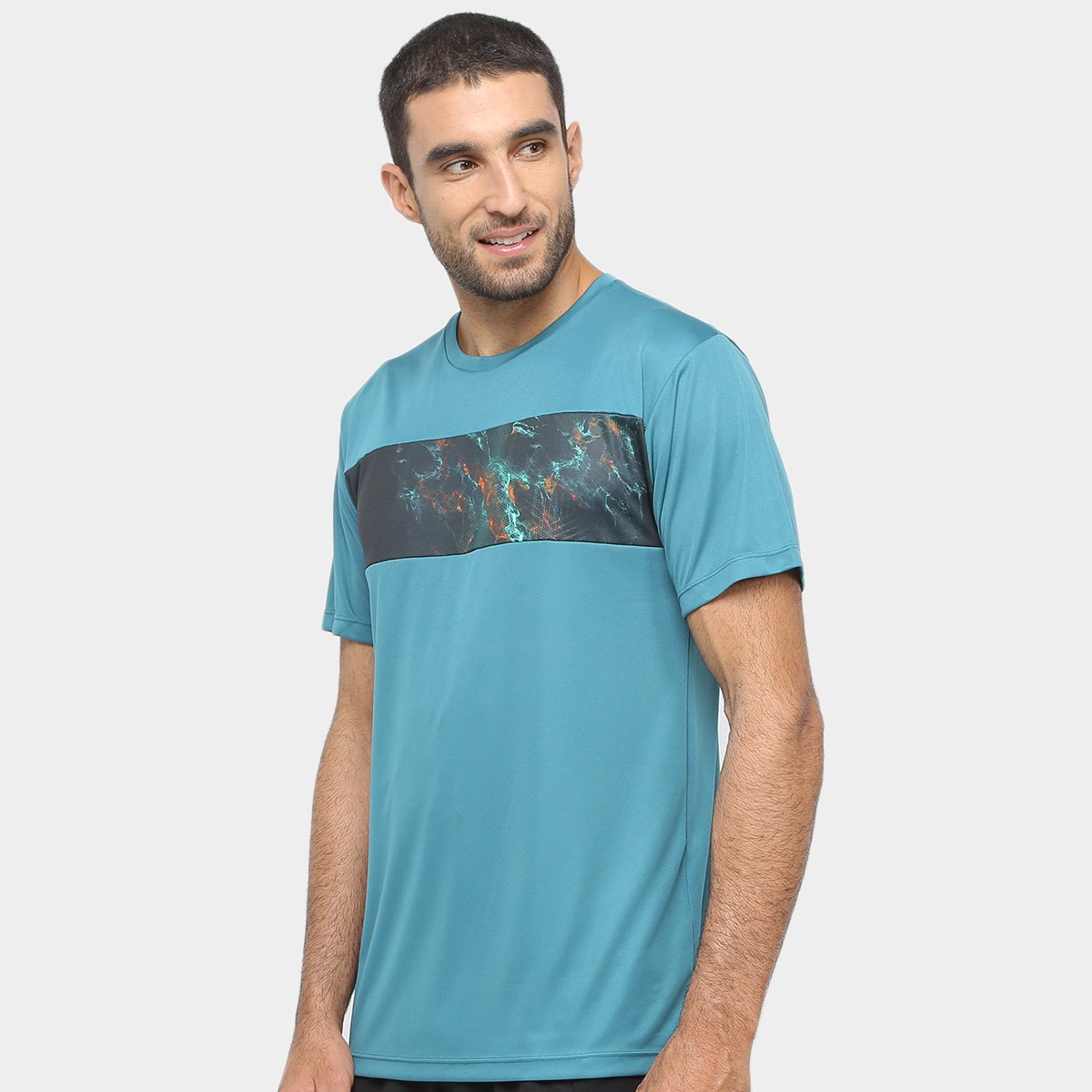 Camiseta Gonew Abstract Masculina