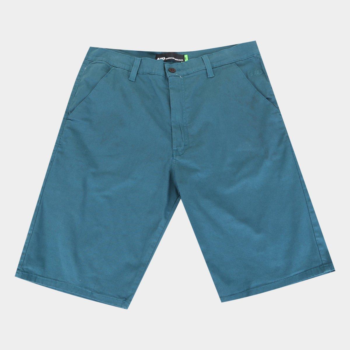 Bermuda Sarja Hd Walkshort Hd Plus Size Masculina