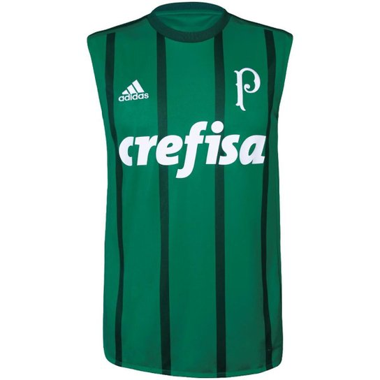 Regata Palmeiras I 17 18 s nº - Torcedor Adidas Masculina - Verde ... 5f2d66df503a1