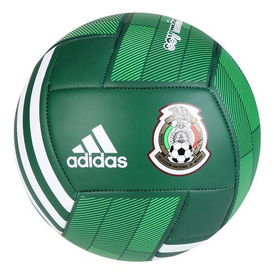 Bola Futebol Campo Adidas México Telstar 18 Copa do Mundo Replique Fifa -  Verde 86f544c78b134