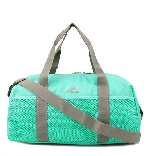 de1d85252 Mala Adidas Treino Core Feminina - Verde | Netshoes
