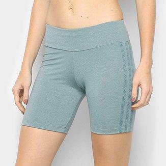 Shorts Adidas Femininas - Melhores Preços  cf5d67e9b683a
