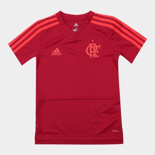 a995cb6406d73 Camisa Flamengo Infantil Treino Adidas - Compre Agora