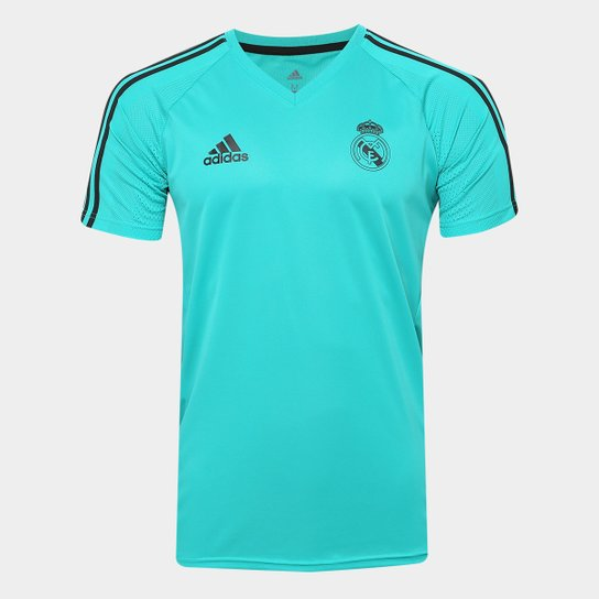 fe65b261ab Camisa Real Madrid Treino Adidas Masculina - Compre Agora