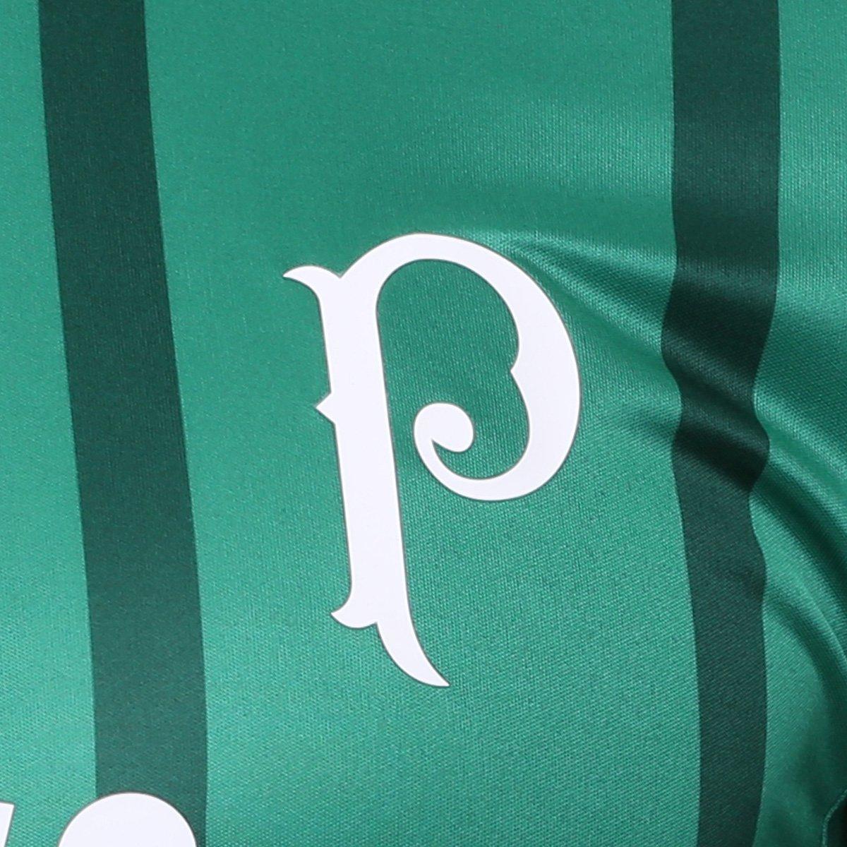 a2a9175c5 Camisa Palmeiras I s/n° 17/18 - Jogador Adidas Masculina - Tam: GG ...
