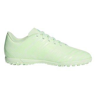 Chuteira Society Infantil Adidas Nemeziz 17 4 TF cbce8423ee229