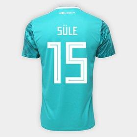 Camisa Adidas Seleção Alemanha Away 14 15 s n° - Tetracampeã Mundial ... 63b2eca86b0ec