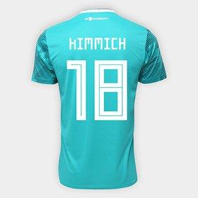 Camisa Adidas Seleção Alemanha Away 2016 nº 18 - Klinsmann - Compre ... 3dd9d5be762b7