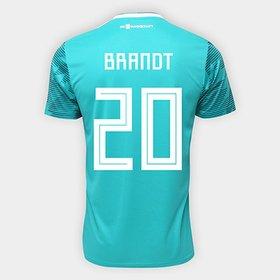 Camisa Adidas Seleção Alemanha Home 2016 nº 16 - Lahm - Compre Agora ... b043f778c0542