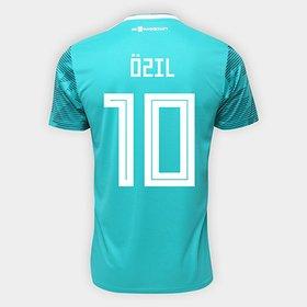 Camisa Adidas Seleção Alemanha Home 2016 nº 8 - Özil - Compre Agora ... e6377d6ed10fb