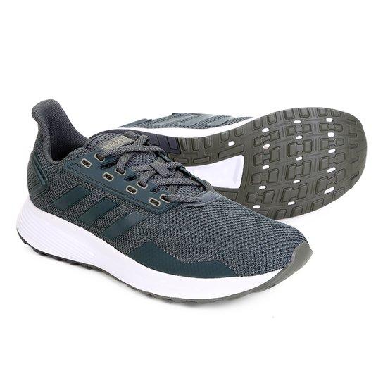 40a60056934 Tênis Adidas Duramo 9 Masculino - Verde escuro - Compre Agora