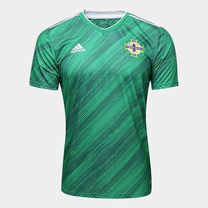 Camisa Seleção Irlanda Home 19/20 - Torcedor s/nº Adidas Masculina