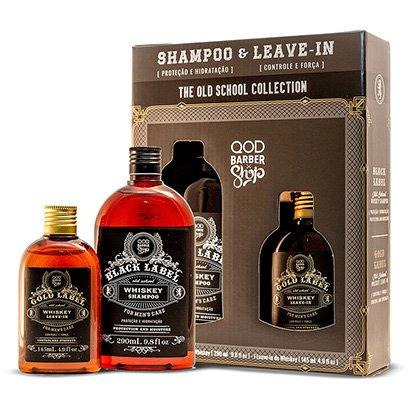 Kit QOD Barber Shop Whiskey