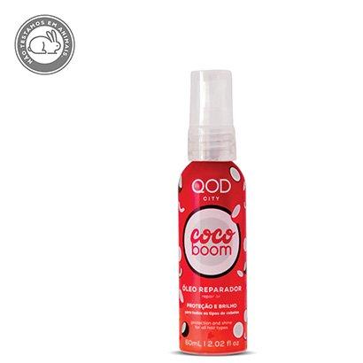 Óleo Reparador QOD City Coco Boom 60ml