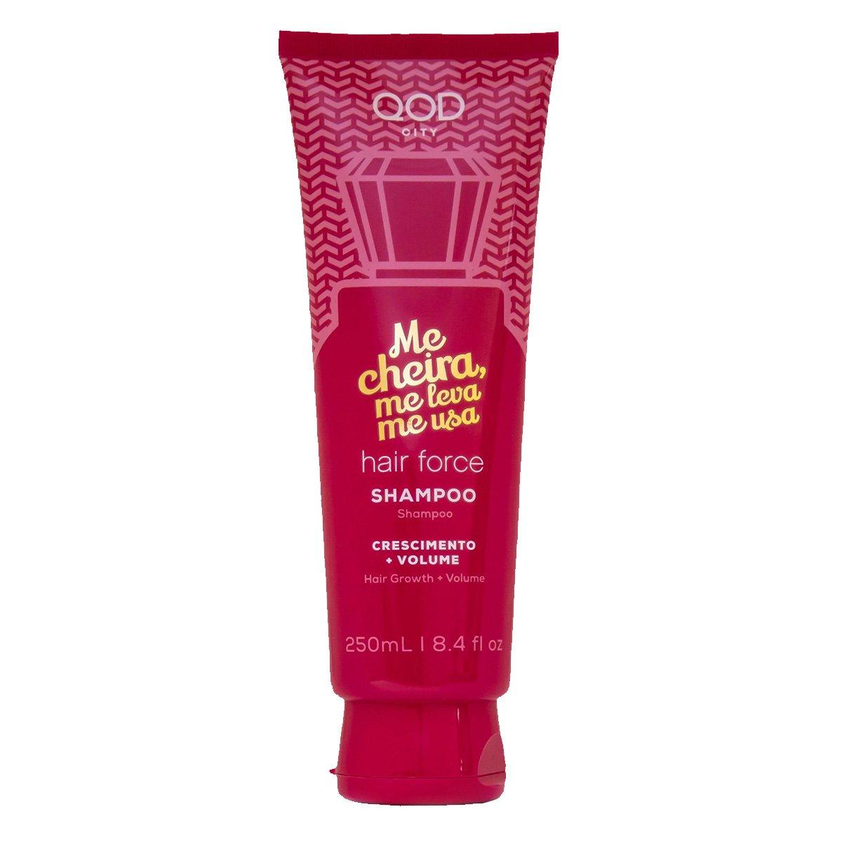 Shampoo QOD City Hair Force 250ml