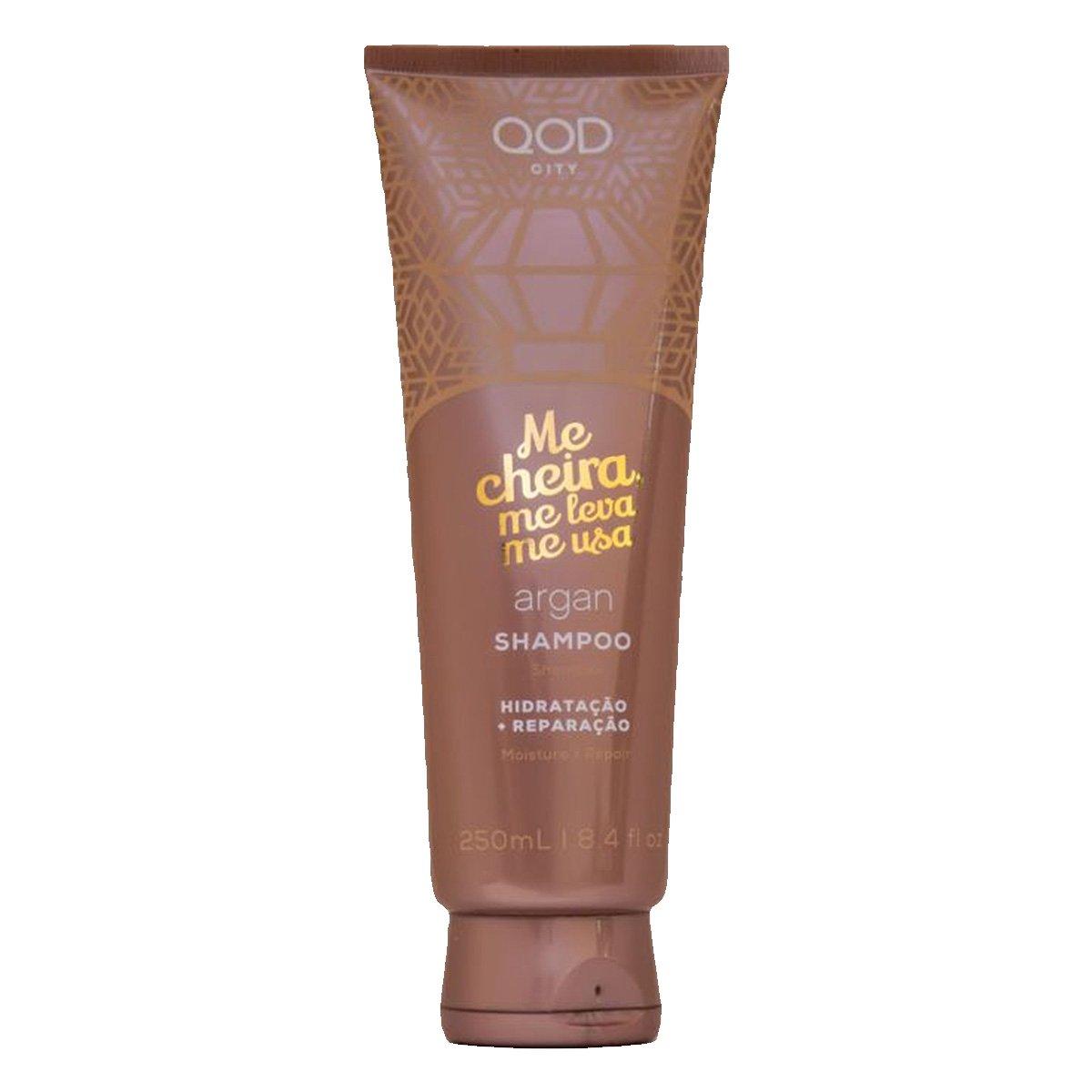 Shampoo QOD City Argan 250ml