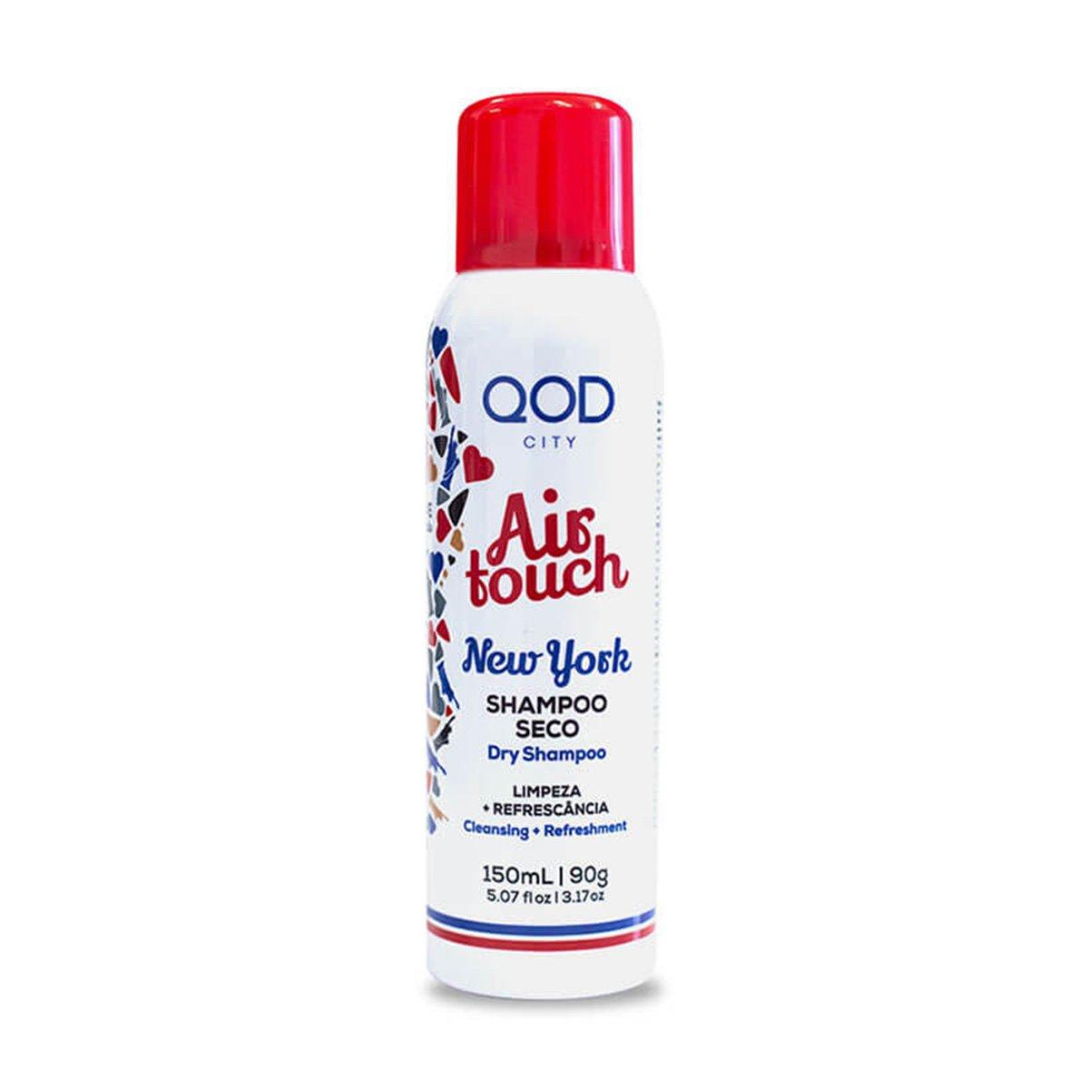 Shampoo a Seco New York QOD City Air Touch 150ML