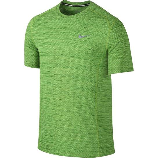 Camiseta Nike Cool Miler SS - Compre Agora  924e5cb61784a