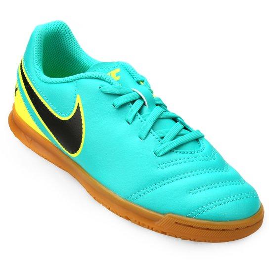 Chuteira Futsal Infantil Nike Tiempo Rio 3 IC - Compre Agora  ba6bb51a708df