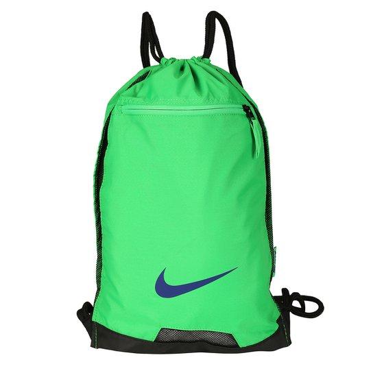a3bd889da Sacola Nike Alpha Adapt Masculina - Verde Claro+Azul