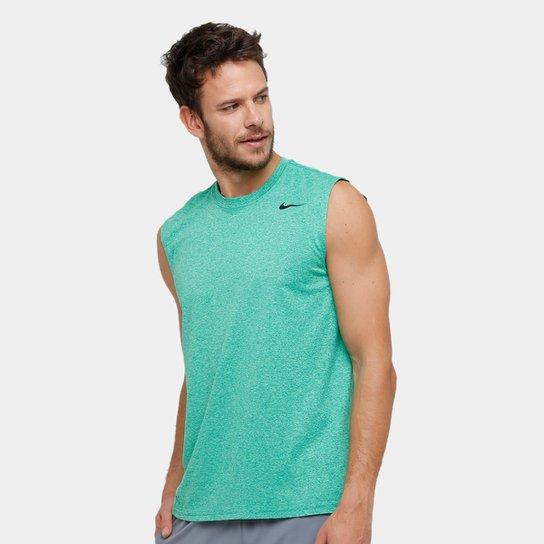 89748a2a14c Regata Nike Legend 2.0 Tee Masculina - Verde - Compre Agora