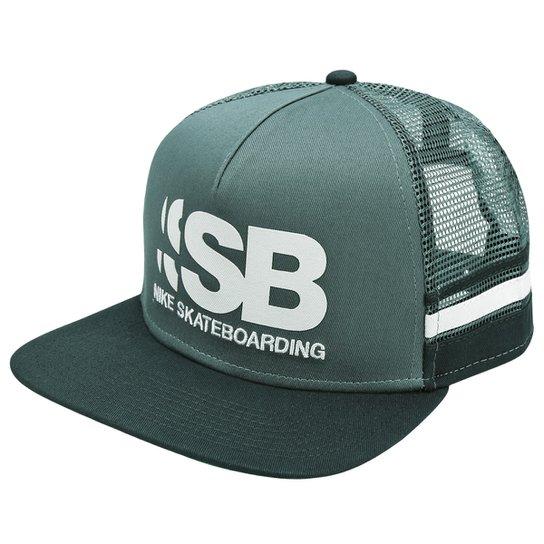 7f00a6c248 Boné Nike Aba Reta SB Cut Trucker | Netshoes