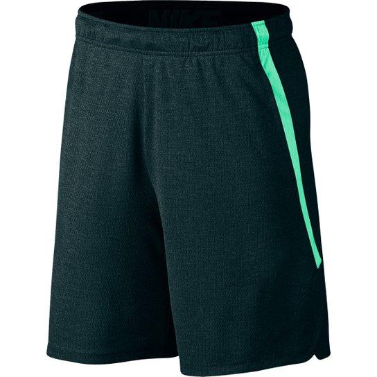 Bermuda Nike Dry 4.0 Masculina - Verde - Compre Agora  e11800f8deace