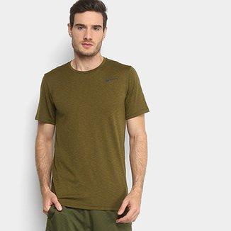 Camiseta Nike Breathe Ss Hyper Dry Masculina 241f3c0f796d1