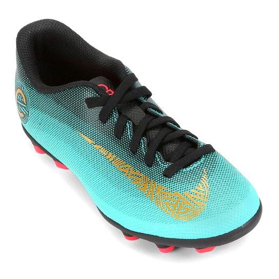 084b1b110a Chuteira Campo Infantil Nike Mercurial Vapor 12 Club CR7 - Compre ...