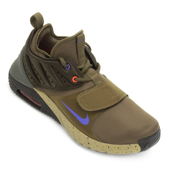 timeless design 13add 10dae Tênis Nike Air Max Trainer 1 Masculino - Verde+Preto