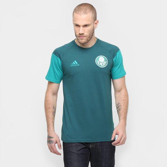 Camiseta Palmeiras Adidas Core Masculina - Compre Agora  c104512d975c9