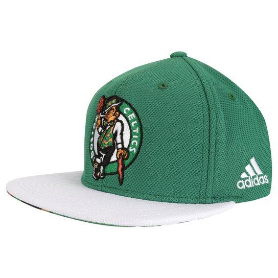 Boné Adidas Flat NBA Celtics - Compre Agora  81128de4bb1