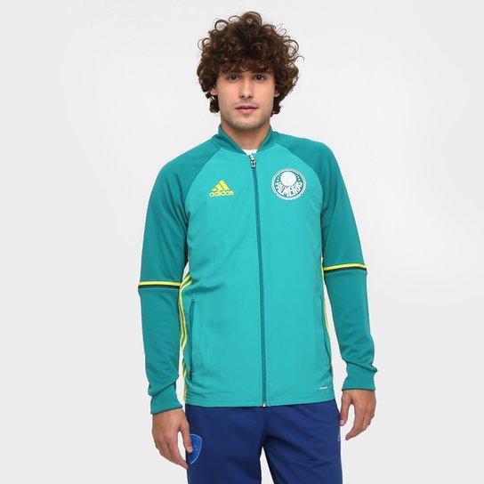 5ada18d1f9f93 Jaqueta Adidas Treino Palmeiras - Compre Agora