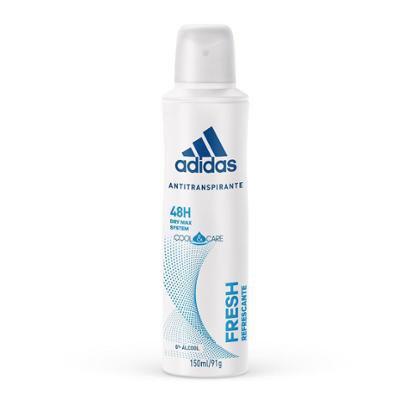 Desodorante Adidas Cool & Care Fresh Aerosol Feminino 150ml