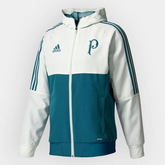 8279d94362 Jaqueta Palmeiras Adidas Viagem 17 18 Masculina - Compre Agora ...