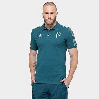 Compre Camisa+do+palmeiras+de+treino+adidas+gola+polo+azul+marinho ... f421082a52e99