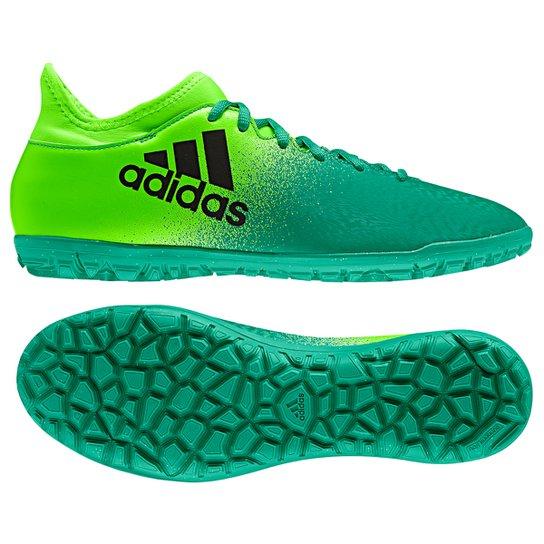 Chuteira Society Adidas X 16.3 TF Masculina - Compre Agora  0aea73b80bbf5