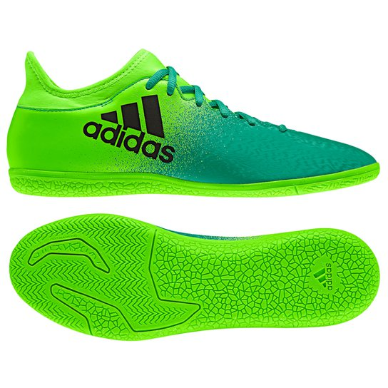Chuteira Futsal Adidas X 16.3 IN Masculina - Compre Agora  f06ecd386a7fb