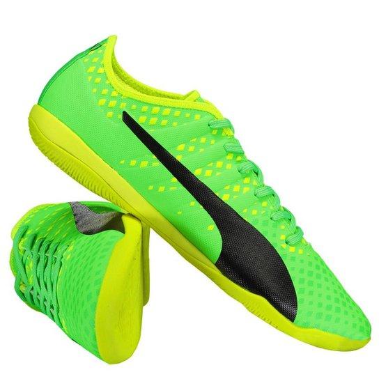 f18d99fe84dec Chuteira Puma Evopower Vigor 3 IT Futsal | Netshoes