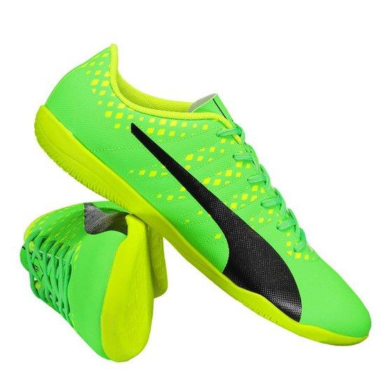 a2946a606b48e Chuteira Puma Evopower Vigor 4 IT Futsal - Compre Agora