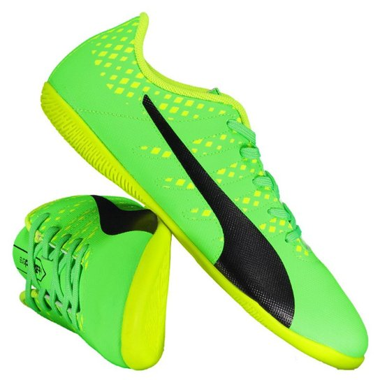 22df6a417ea52 Chuteira Puma Evopower Vigor 4 IT Futsal Juvenil - Compre Agora ...