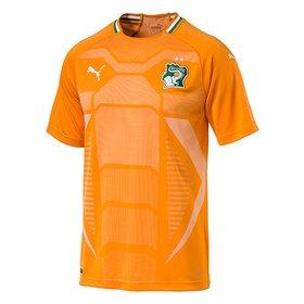 c09472dcf8 Camisa Seleção Costa do Marfim Home 2018 s n° - Torcedor Puma Masculin.